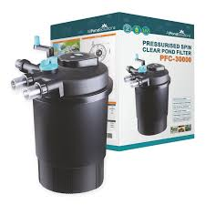 Uv Sterilizer Cabinet Uk by Pond Filter With 55w Uv Pfc 30000 Allpondsolutions