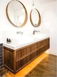 Ikea Cabinet For Vessel Sink by Charming Ikea Floating Cabinet Trendy Medium Tone Wood Floor