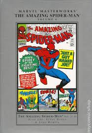Marvel Masterworks Amazing Spider Man HC 2002 1st Edition 4
