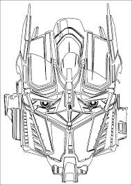 Transformers Coloring Page 1039