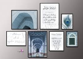 islam orient islamische wandbilder islamic quotes islamic