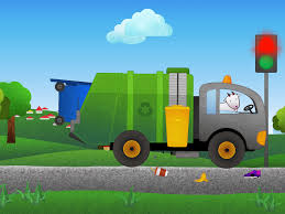 100 Garbage Trucks For Kids Pictures Of Group With 67 Items