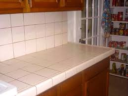 how to clean ceramic tile countertops diy ceramic tile countertops