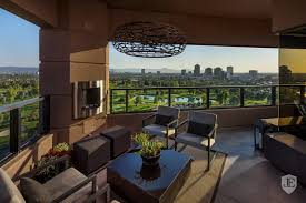 100 Loft Style Home Luxury 16th Floor Penthouse In Phoenix AZ United