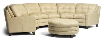 flexsteel latitudes south street curved sectional sofa at