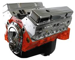 100 460 Crate Motors Ford Truck BluePrint Engines GM 400 CID HP Base Long Block Engines