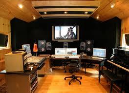 Home Music Studio Design
