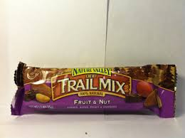 Review Nature Valley Chewy Trail Mix Fruit Nut Bar
