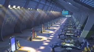 Scare Floor F Pixar Wiki
