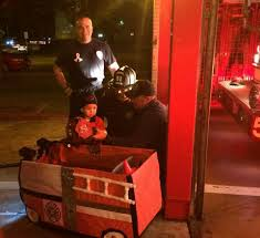 HFD Fire Station 51 - Trick Or Treat. Ethan Came By To Show Us His ...