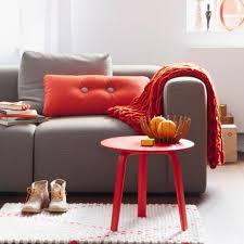 wohnen und einrichten mit rot wandfarben möbel und