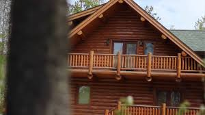 100 Wolf Creek Cabins Silver Log Lodge Meadowlark Log Homes
