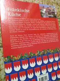 fränkische küche schönes buch kochbuch fränkisch
