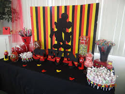 Excellent Baby Shower Mickey Mouse Decorations 85 For Your