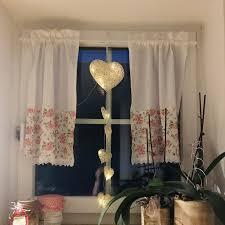 sticksteh vintage vorhang nähen nähratgeber