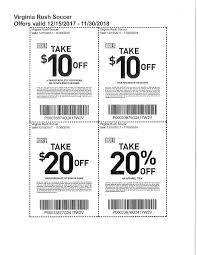 DICK'S YEARLY COUPONS - Virginia Rush Soccer Club Print Dicks Sporting Goods Coupons Coupon Codes Blog Top 10 Punto Medio Noticias Fanatics Code Reddit Dover Coupon Codes 2018 Beautyjoint Code November The Rules You Can Bend Or Break And The Stores That Let Dickssporting Good David Baskets Mr Heater Tarot Deals Aldi 5 Off Ninja Restaurant Nyc Official Web Site Dicks Park Exclusive Shop Event Calendar Meeting List Additional Coupons 2016 Bridesburg Cougars Add A Fitness Tracker In App Apple