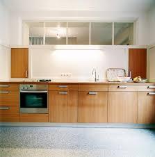 terrazzoboden trendiger bodenbelag für küche bad