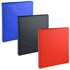 Decorative Small 3 Ring Binders by Bulk Three Ring Binders 1 In At Dollartree Com