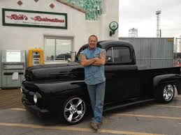Rick Dale & His 1951 F-1 Ford @ Rick's Restoration's Las Vegas NV ... The Ten Most Useless Trucks Ever Built Restoration Is American Fake American Restoration Cars Classic Automobiles Muscle Vintage Truck Car Reviews 2018 Project Stock Photo Image Of Project 49761722 Fast N Loud Before And After Photos Discovery Old History New Purpose At Bodie Stroud Features A Divco Milk Restored By Bsi 5 Practical Pickups That Make More Sense Than Any Massive Modern