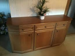 sideboard anrichte kommode eiche rustikal funiert wohnzimmer etc
