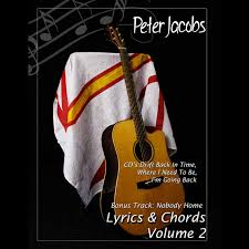Lyrics & Chords Volume 2 Peter Jacobs