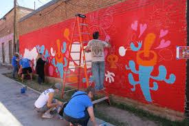 Deep Ellum Mural Locations by Jorge Gutierrez Viva Deep Ellum 42 Murals
