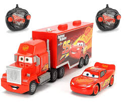 100 Lightning Mcqueen Truck Buy Dickie Toys 203088002 Cars 3 Turbo Mack And