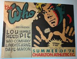 Thanks To Some Office Reorganization Several New Items Have Appeared On The Walls Of Kosh HQ One Koshs Iconic Concert Posters Was For A Show At