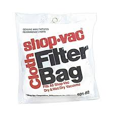 Scraping Popcorn Ceiling With Shop Vac by Shop Vac Cloth Filter Bag 901 02 Do It Best