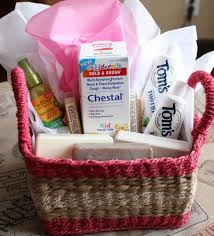 Whole Foods Market DIY Spa Kit Gift Basket
