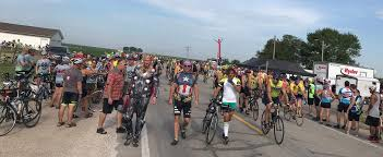 100 Linder Truck Leasing Day 1 RAGBRAI Pumps Energy Into Tiny Turin The Gazette