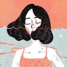 Mujer Ilustración Ilustraciones Ilustraciones Arte De