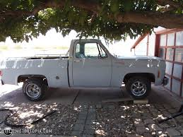 100 78 Chevy Truck 19 C10 Parts Body Parts S