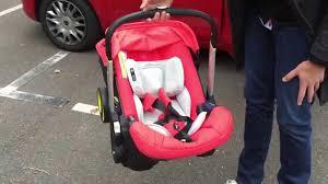 siege auto baby auto doona siège auto transformable en poussette