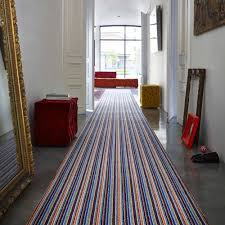 how to decorate with striped carpet interior home design
