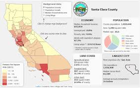 Interactive Map Of California Counties