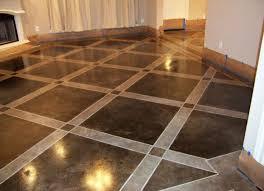 Painted Concrete Floors Floor Paint Tutorial VideosDecorated Life
