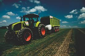 Série 6R Coloriage Tracteur Avec Faucheuse