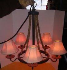 Plug In Swag Lamps Ebay by Western Lighting Ebay