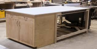 Sawstop Cabinet Saw Used by Table Saw Outfeed Table With Storage Cabinet Buildsomething Com