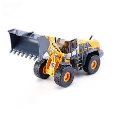 100 Loader Truck Amazoncom KDW 150 Scale DieCast Four Wheel Toy