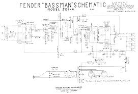 Fender Bassman Cabinet Plans by Fender Amp Schematics