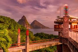 100 Jade Mountain ST LUCIA Resort Hotel Review A Luxury