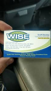 100 Wise Trucking Services ND Watford City ND