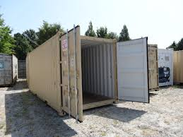 100 Shipping Containers For Sale Atlanta What Is A One Trip Container Or A New Container
