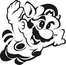 Dragon Ball Z Pumpkin Carving Templates by Mario Pumpkin Spookify Your A Mario Stencil
