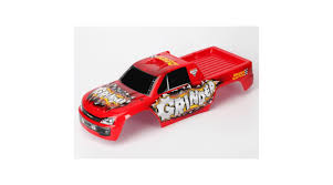 100 Advanced Truck And Auto Parts Grinder Painted Body HorizonHobby
