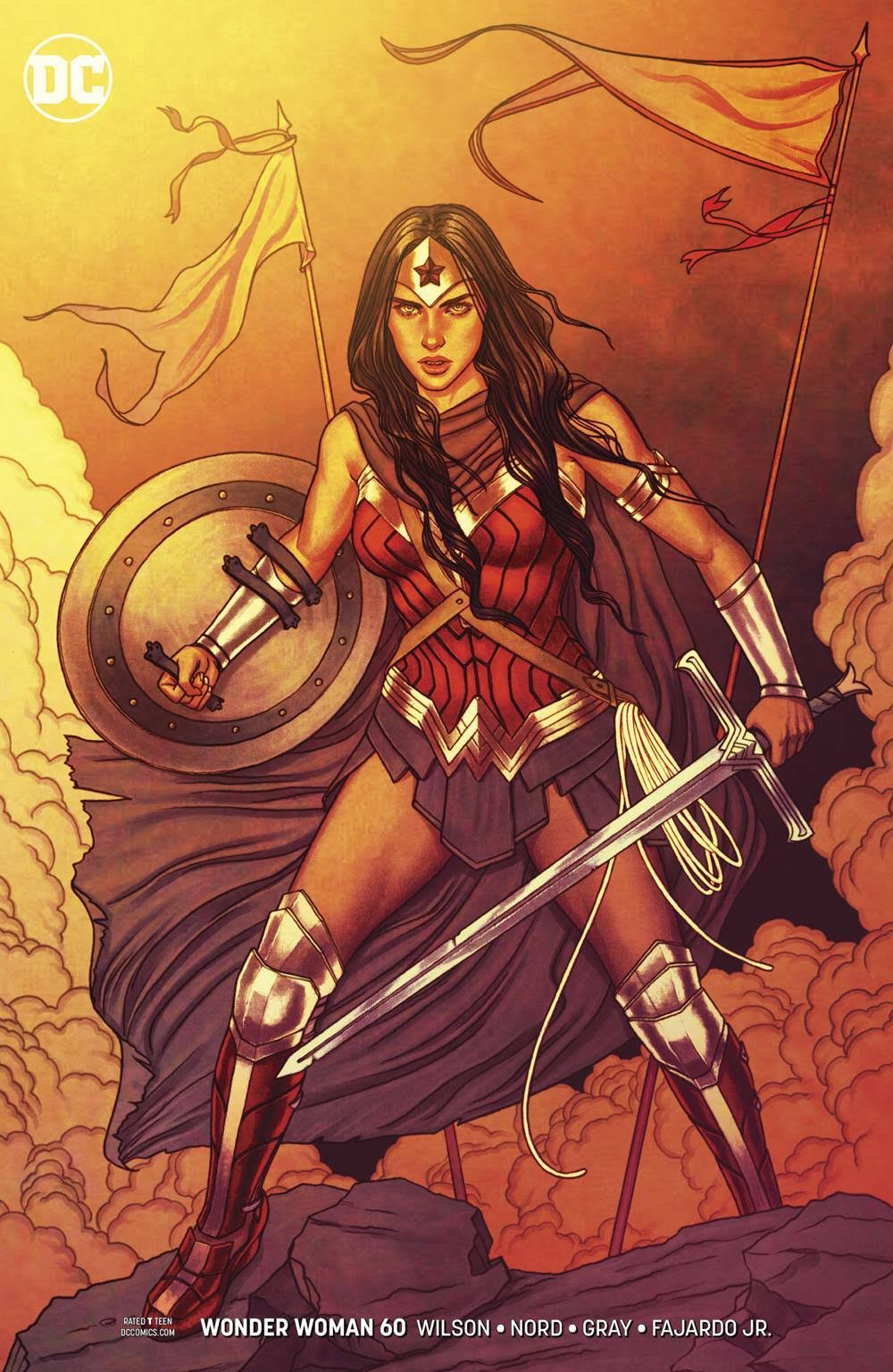 Wonder Woman Rebirth #1 - DC Comics