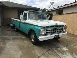 Classic Pickup Trucks For Sale In California Likeable 1965 Ford F100 ...