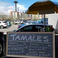 100 Food Trucks In Seattle Outlaw Tamales Roaming Hunger